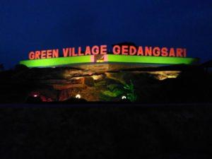 Harga Tiket Masuk dan Rute Menuju Green Village Gedangsari Gunungkidul, Spot Wisata Terbaru dari Jogja