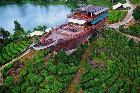 Alamat Dan Harga Tiket Masuk Glamping Lakeside Rancabali Bandung, Spot Wisata Kuliner Yang Unik dan Kekinian