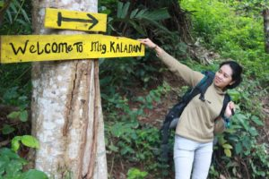 Lokasi dan Rute Menuju Bukit Matang Kaladan Kalsel, Destinasi Wisata NgeHits Yang Patut Disinggahi