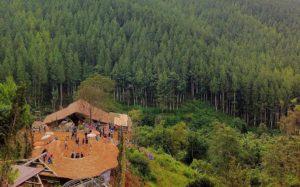 Lokasi dan Harga Tiket Masuk The Lodge Maribaya Lembang, Spot Wisata Terbaru dan Ngehits Di Bandung