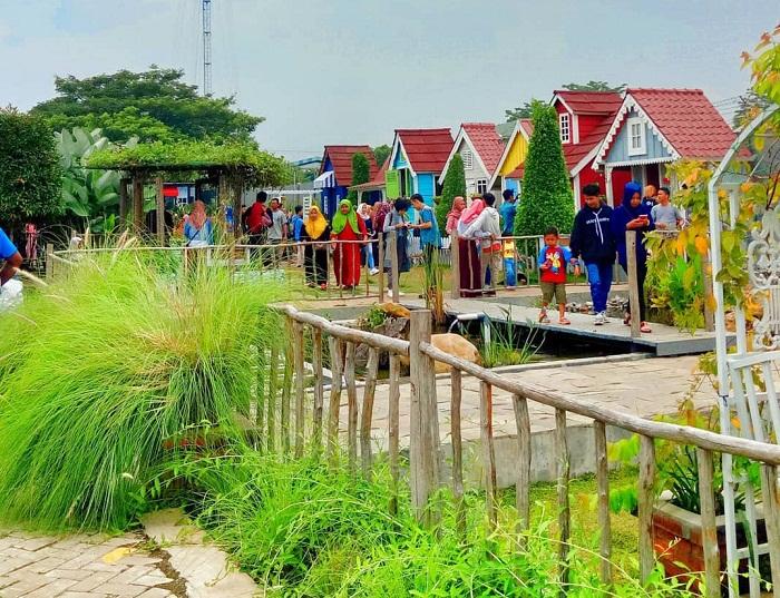 Lokasi dan Harga Tiket Masuk Urban Farming Purwakarta, Destinasi Wisata Baru Yang Siap Diburu