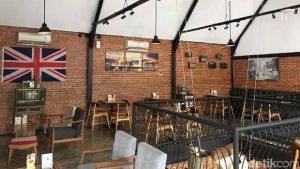 Jam Buka Dan Daftar Harga Menu Cafe Brick Jogja, Tempat Nongkrong Asyik Dengan Konsep Eropa Klasik