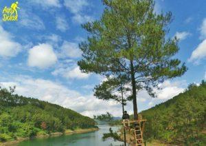 Lokasi dan Harga Tiket Masuk Ranu Gumbolo Tulungagung, Spot Wisata Danau Indah Yang Mempesona