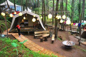 Rute dan Harga Menginap Glamping De Loano Purworejo, Serunya Menikmati Camping dengan Nuansa Glamour