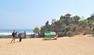 Harga Tiket Masuk dan Lokasi Pantai Mesra Jogja, Keindahan Pantai dengan View Yang Siap Memanjakan Mata