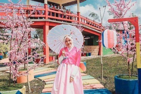 Lokasi dan Harga Tiket Masuk Korea Fantasy Kediri, Persembahan Wana Wisata Baru dari Kota Tahu