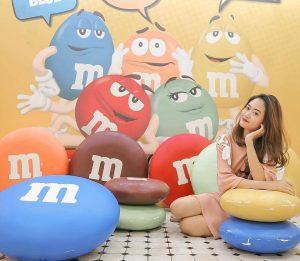 Jam Buka dan Harga Tiket Masuk Snack Wonderland Jogja, Spot Wisata Terbaru dengan View Aneka Snack