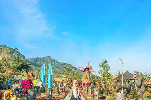 Harga Tiket Masuk dan Alamat Sunrise Hill Gedong Songo, Destinasi Wisata Apik dengan View Instagenic
